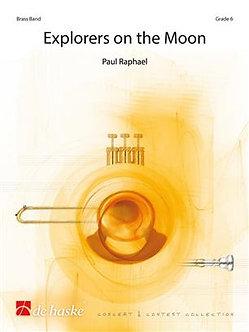 Explorers on the Moon - Paul Raphael