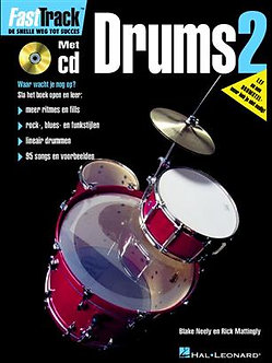 FastTrack - Drums 2 (NL)