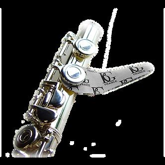 BG France Pad Dryer Dwarsfluit/Klarinet/Hobo/Fagot Microvezel A65U - per stuk