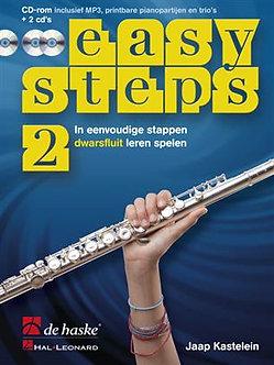 Easy Steps 2 fluit - Jaap Kastelein & Klaas de Jong