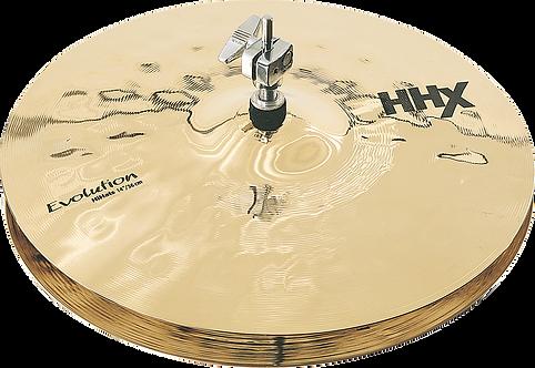 """Sabian Cymbaal HHX Hi-Hat 14"""" Evolution"""