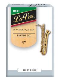 D'Addario Woodwinds Rieten Saxofoon Bariton LA VOZ