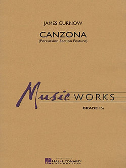 Canzona (Percussion Section Feature)