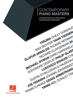 Contemporary Piano Masters