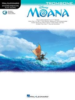 Moana - Trombone - Lin-Manuel Miranda