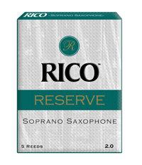 D'Addario Woodwinds Rieten Saxofoon Soprano RESERVE