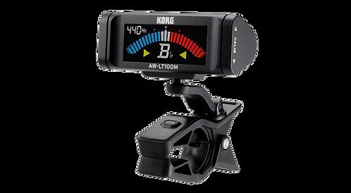 Korg Clip-On Tuner voor Blaasinstrumenten AW-LT100M