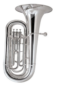 Besson BE187 Bb tuba PRODIGE
