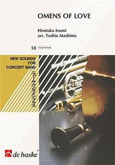 Omens of Love - Hirotaka Izumi