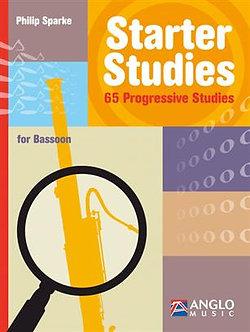Starter Studies - Bassoon - Philip Sparke
