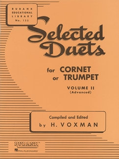 Selected Duets for Trumpet vol. 2