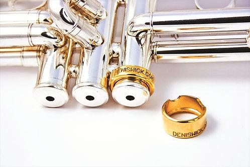 Denis Wick Tone Collar Trompet Gold