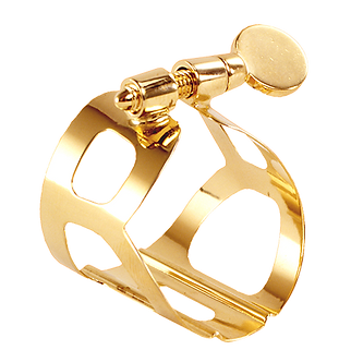 BG France Ligatuur Saxofoon Bariton Tradition Verguld L61