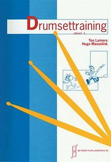 Drumsettraining deel 1 - Ton Lamers_Hugo Masselink