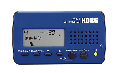 Korg Standard Metronoom MA-1 Blue Cover