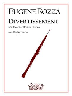 Divertissement - Eugène Bozza