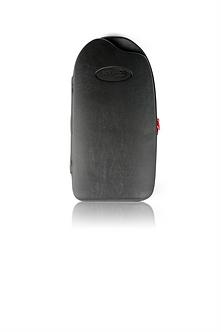 BAM Gig Bag Dwarsfluit (B-voet) Softpack (+ Piccolo + Music Stand) Black 4010SB