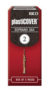 D'Addario Woodwinds Rieten Saxofoon Soprano PLASTICOVER