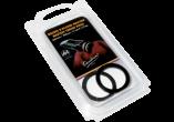 Vandoren Set van 2 Ringen (1,5 mm & 1,75 mm) voor Bes/A Klarinet