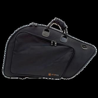 C246E ProTec Deluxe Gig Bag F-Hoorn (vaste beker) - Zwart