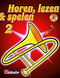 Horen Lezen & Spelen 2 trombone TC