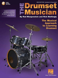 The Drumset Musician - 2nd Edition - Rod Morgenstein & Rick Mattingly