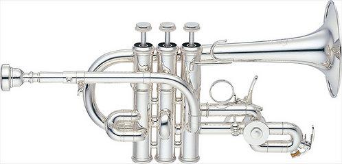 Yamaha Piccolo Trompet YTR-9825 Medium Weight Custom