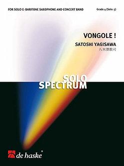 Vongole ! - Solo Eb Baritone Saxophone