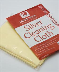 Denis Wick Silver Polish Cloth