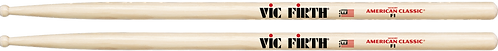 Vic Firth Drumstokken American Classic HickoryHouten Tip F1