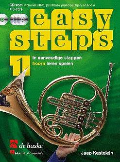 Easy Steps 1 Hoorn - Jaap Kastelein