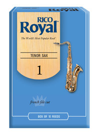 D'Addario Woodwinds Rieten Saxofoon Tenor ROYAL