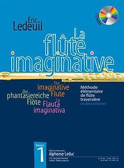 La Flöte Imaginative Volume 1 avec CD - éric Ledeuil