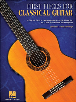 First Pieces for Classical Guitar