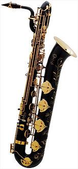 Selmer Bariton Saxofoon SA80 Série II - NG/GO Zwart Gelakt