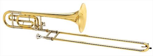 Courtois Tenor Trombone LEGEND 420MB - Uitvoering: Goudlak