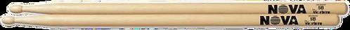 Nova Drumstokken Hickory Nylon tip 5B