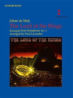 The Lord of the Rings (Excerpts) - Johan de Meij