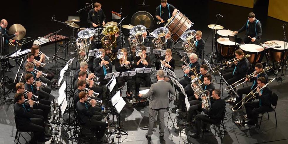 Dutch Open with Mercator Brassband