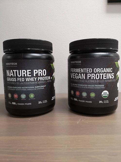 NaturePro Grass-fed Whey Protein Powder-Vanilla