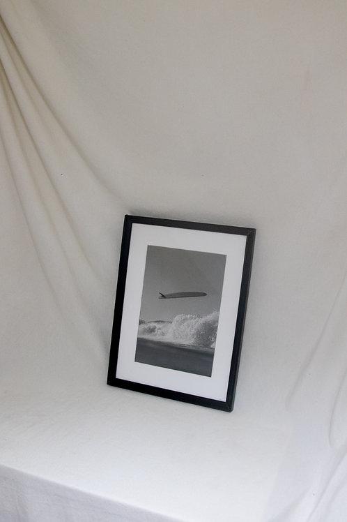 IOW Print. White water