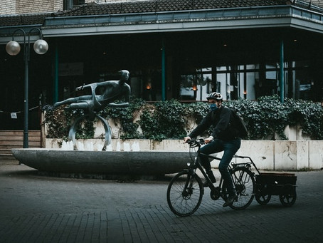 """""""Bora pedalar""""? Bicicletas se destacam como modal na pandemia"""