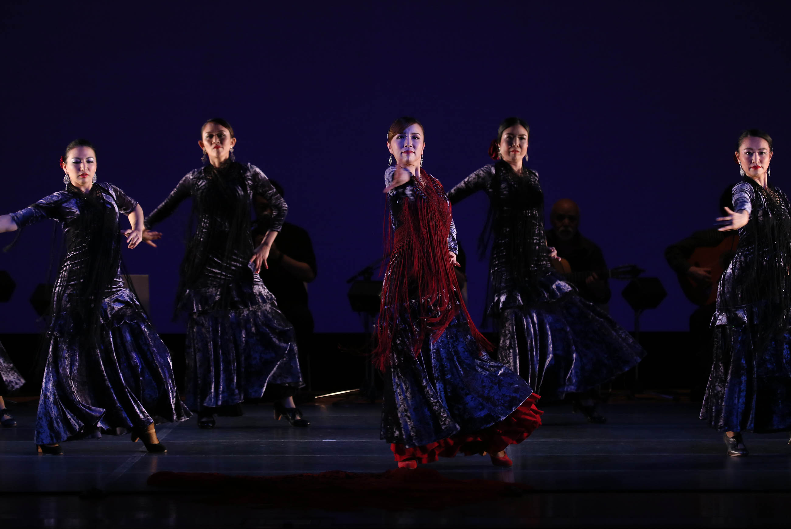 YUKIフラメンコ教室 発表会2018 | 湘南・平塚