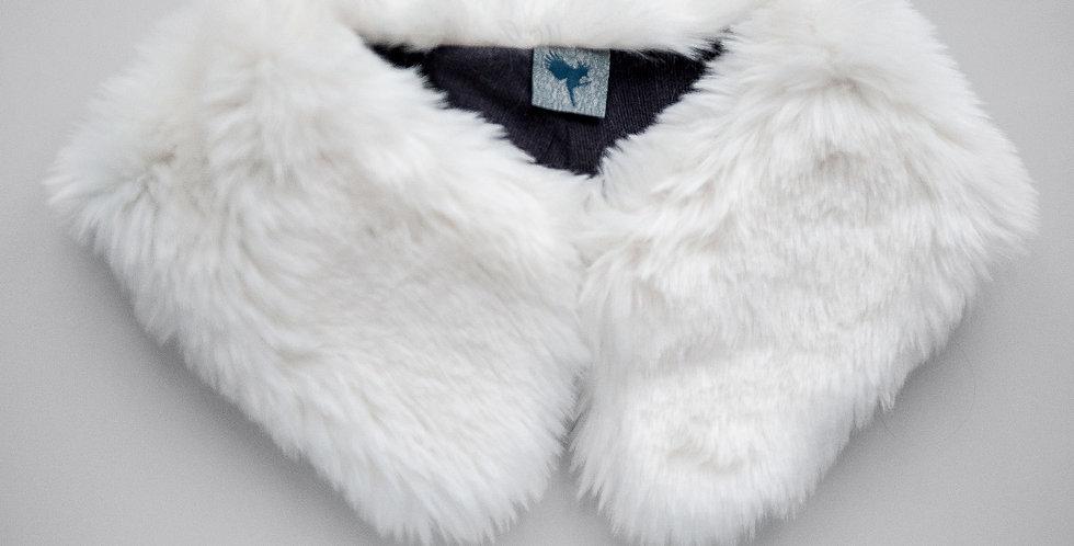 Xmas white Peter Pan Collars