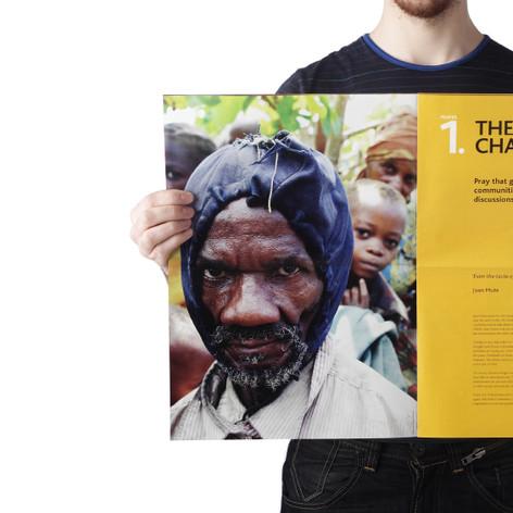 Tear Fund Charity communication