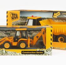 JCB Branding packaging for children range
