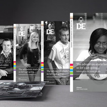 Duke of Edinburgh's Award branding