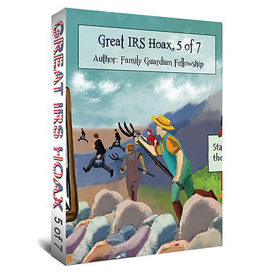 Great IRS Hoax (Book 5)