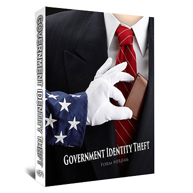 Government Identity Theft (2 Book Set)