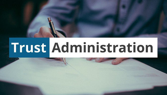 Trust Administration Pack: Add/Remove: Trustees & Beneficiaries/ Update Abstract